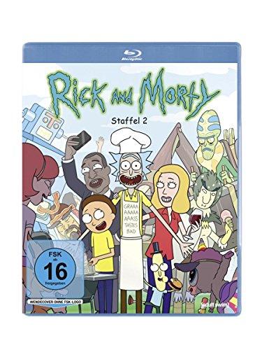 Rick and Morty Staffel 2 (Blu-ray) für 9,67€ (Amazon Prime)