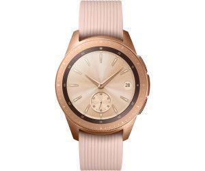 Samsung SM-R810NZDADBT Galaxy Watch 42 mm (Bluetooth), Rose Gold oder Schwarz [Amazon]
