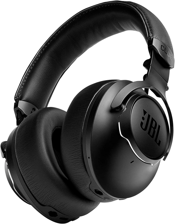 JBL CLUB ONE – Bluetooth Over-Ear-Kopfhörer mit Noise-Cancelling in Schwarz – Professioneller JBL Pro Sound [Amazon]