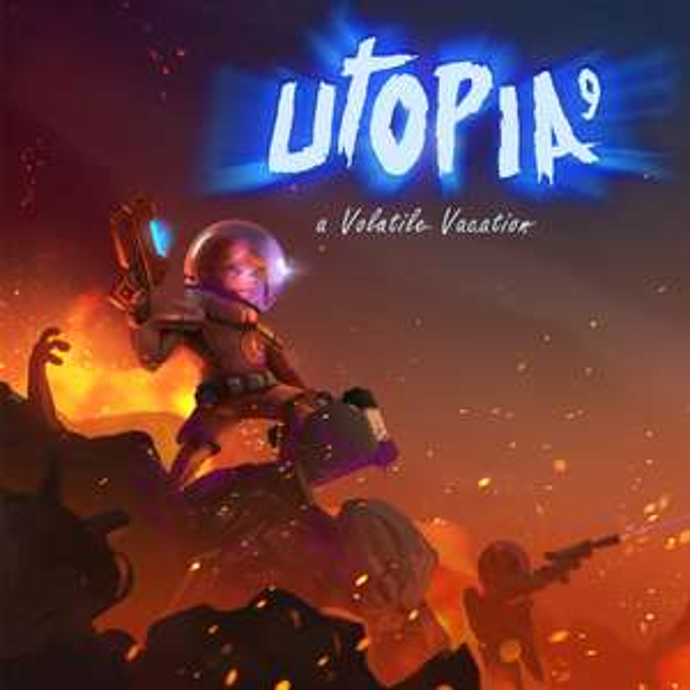 UTOPIA 9 - A Volatile Vacation (Switch) für 99 Cent (eShop)