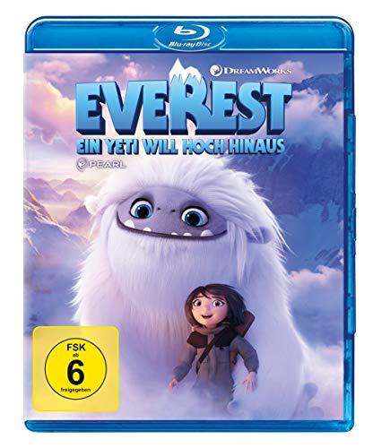 Everest - Ein Yeti will hoch hinaus (Blu-ray) + Dreamworks-Stoffbeutel für 9,74€ (Amazon Prime)