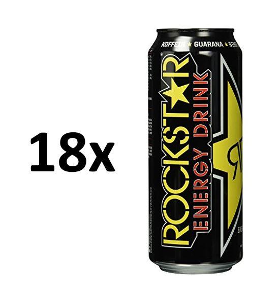 18x Rockstar Energy 500ml 10,30€ (0,57€ jeDose) o. 33x Pepsi & Co. 1,5L 10,18€ (0,31€ je Flasche) [Edeka, E-Center & Marktkauf]