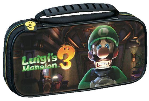 Bigben Nintendo Switch Lite Travel Case Luigi's Mansion 3 für 14,61€ (Saturn & Media Markt Abholung)