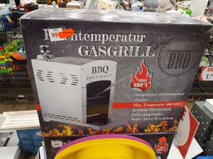 [Lokal? Woolworth Hannover] Hochtemperatur Gasgrill (Beefer)