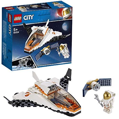 LEGO City - Satelliten-Wartungsmission (60224) für 6,32€ (Amazon Prime & Real Abholung)