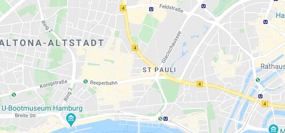 Silvester Hamburg, 31.12.20 bis 03.01.21 (4Tage) im DZ Hamburg St. Pauli Hotel für nur 90,15€ zu zweit! (kein Frühstück/Parkplatz)