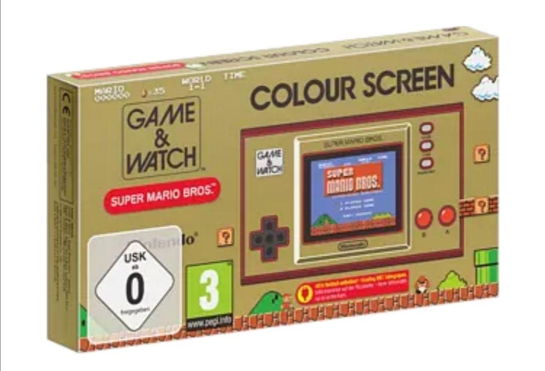 Game&Watch Super Mario Bros für 48,73€ - bei Abholung