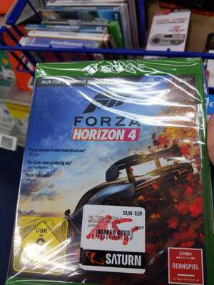 [Loka Saturn Solingen] Forza Horizon 4 Xbox One
