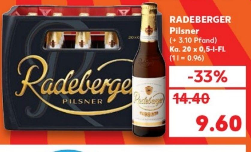Radeberger Pils (Kaufland)