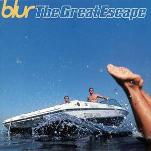 Blur - The Great Escape [2x Vinyl] für 13,18€ [Amazon Prime]