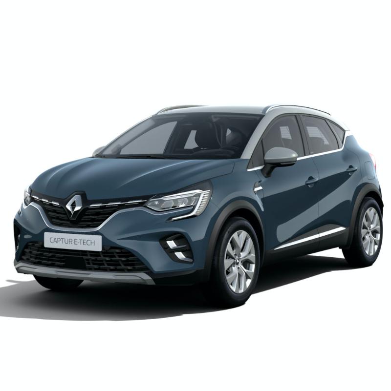 [Gewerbeleasing] Renault Captur Intens E-Tech (160 PS) mtl. 80,20€ + 741,38€ ÜF (eff. mtl. 111,09€), LF 0,28, GF 0,39, 24 Monate, BAFA