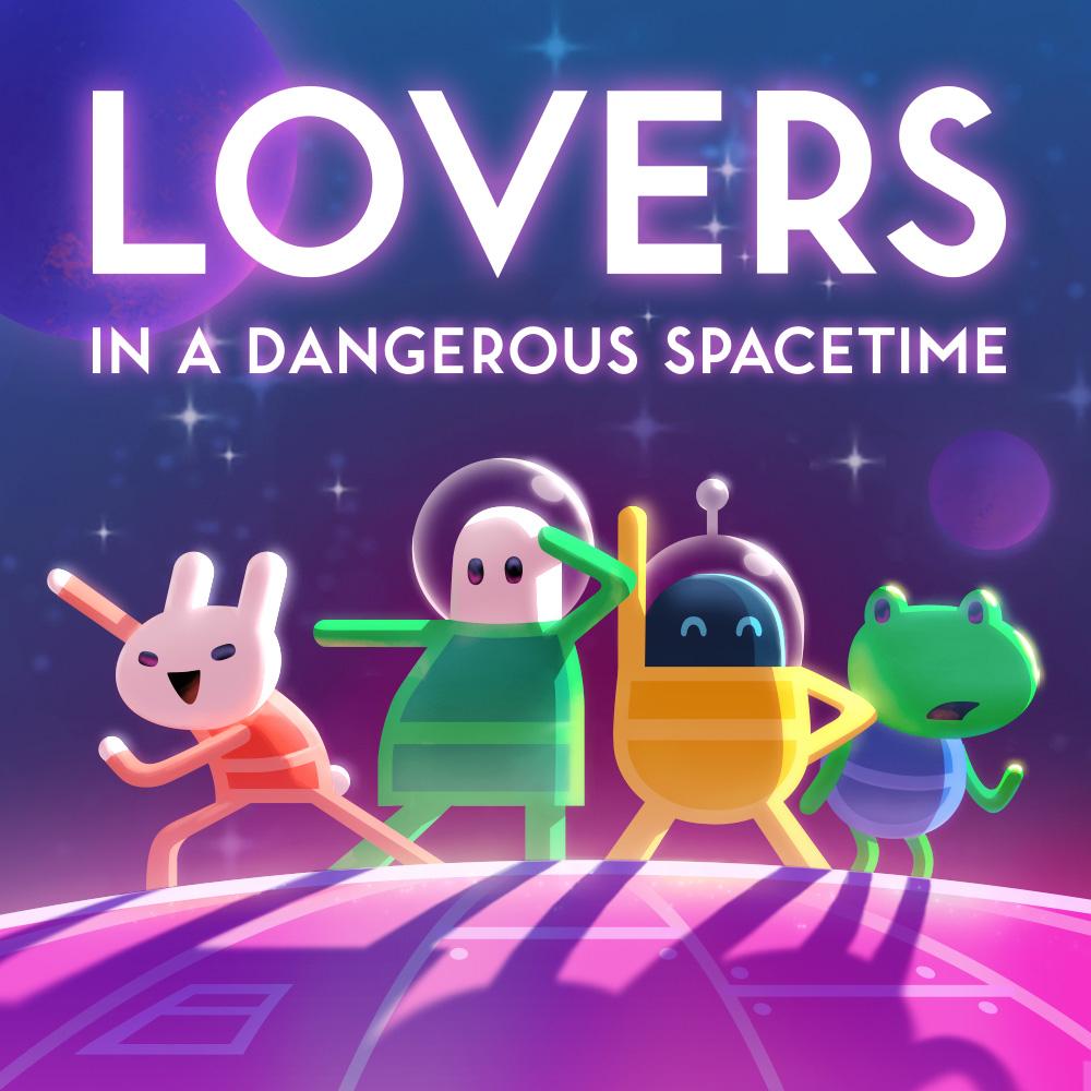 Lovers in a Dangerous Spacetime (Switch) für 7,49€ oder für 4,89€ ZAF (eShop)