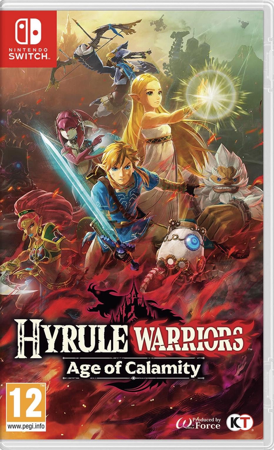 Hyrule Warriors: Age of Calamity für 48,74€ (Nintendo Switch)