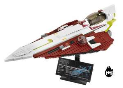 Lego Star Wars Obi-Wan's Jedi Starfighter UCS (10215) (ToysRUs Köln)