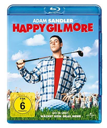 Happy Gilmore Blu-Ray (Amazon) Prime Kunde
