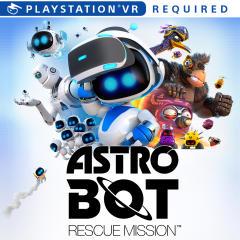 Astro Bot: Rescue Mission (PS4-VR) für 14,79€ (PSN Store)