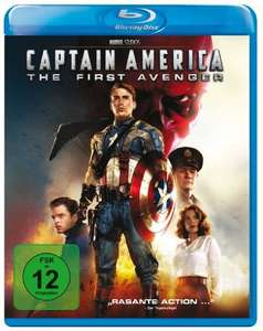 Captain America - The First Avenger (Blu-ray) für 7,98€ (Amazon Prime)