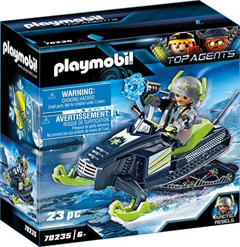 Playmobil Top Agents - Arctic Rebels Eisscooter (70235) für 7,50€ (Amazon Prime)