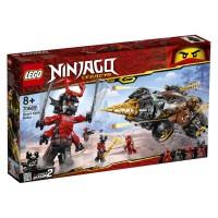 Diverse Lego Sets bei Toys-for-Fun z.B. Das Lego Ninjago 70667 Cole's Powerbohrer