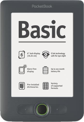 Linux Ebookreader Pocketbook 613 für 59€ + Versand (oder Buch)
