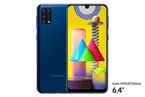 "[Amazon Prime] Samsung Galaxy M31 - 6/64GB - 6,4"" AMOLED - 6000 mAh"