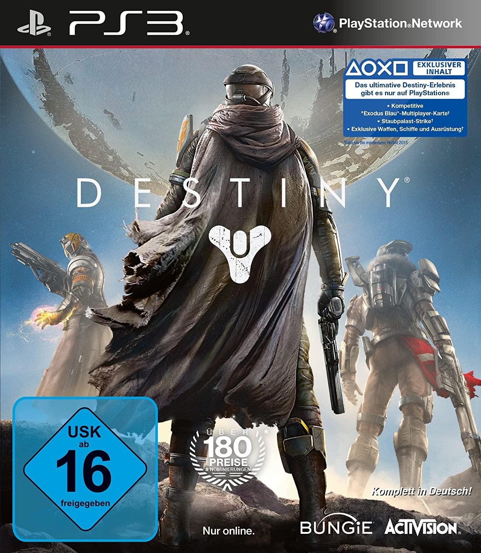 Destiny für PS3 für nur €2.99 bei Gamedealer Online