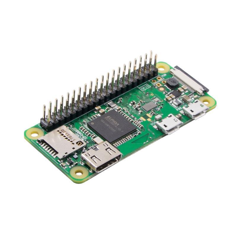 [buyzero] Raspberry Pi Zero WH (mit Stiftleiste) für 13,63€