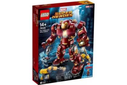 LEGO® Marvel Super Heroes Der Hulkbuster: Ultron Edition 76105
