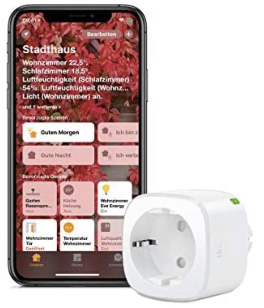 [Amazon.de] Elgato Eve Energy Steckdose für 28,99€ (Tagesdeal)