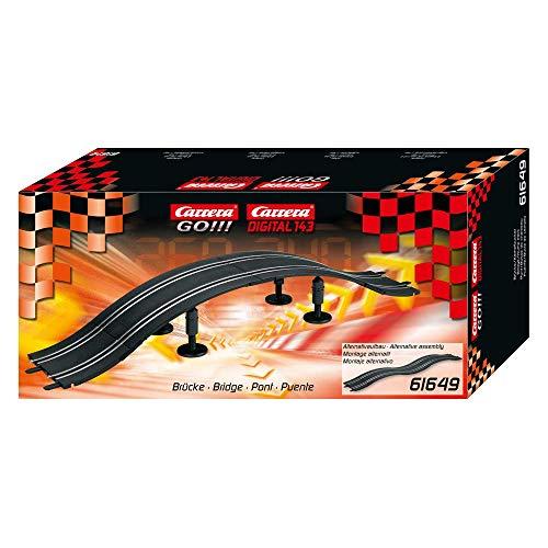 Carrera Kamelbuckel/Überfahrt Erweiterungsset für DIGITAL 143, Carrera GO!!! für 14,12€ (Amazon Prime & Saturn & Media Markt Abholung)