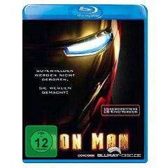 "[Blu-ray] ""Iron Man"" 8,95€"