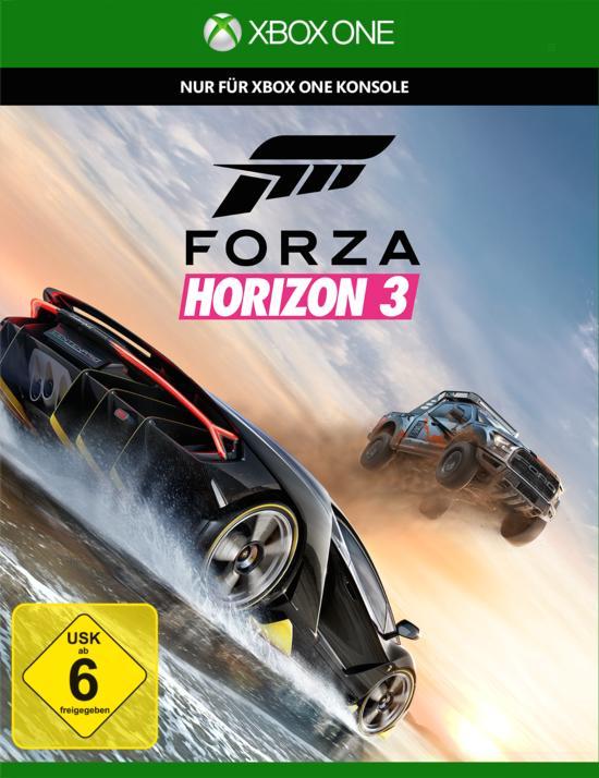 Forza Horizon 3 (Xbox One) für 9,69€ bei GameStop Filialen