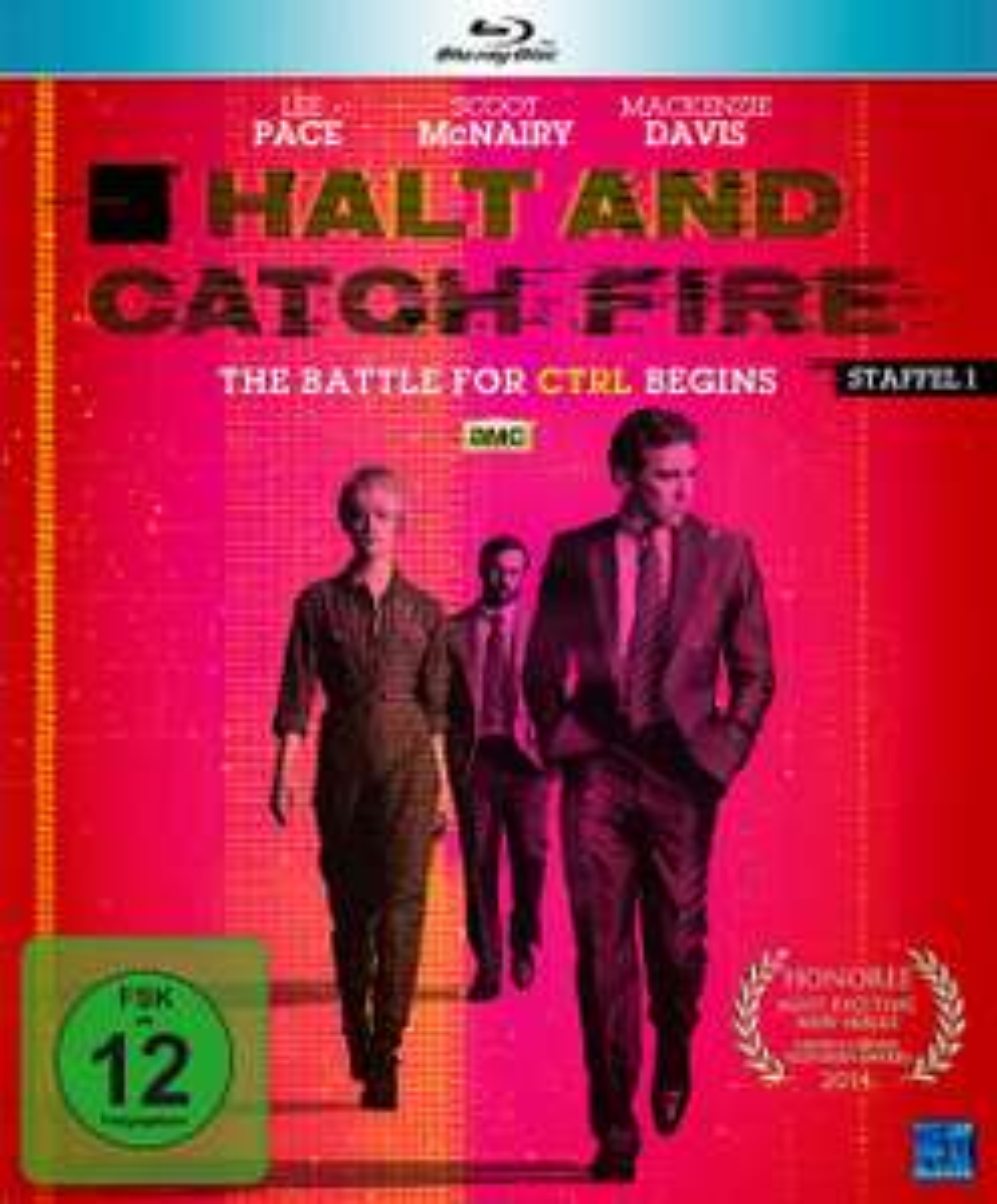 Halt and Catch Fire - Staffel 1 (Blu-ray) für 4,25€ (Müller Abholung)