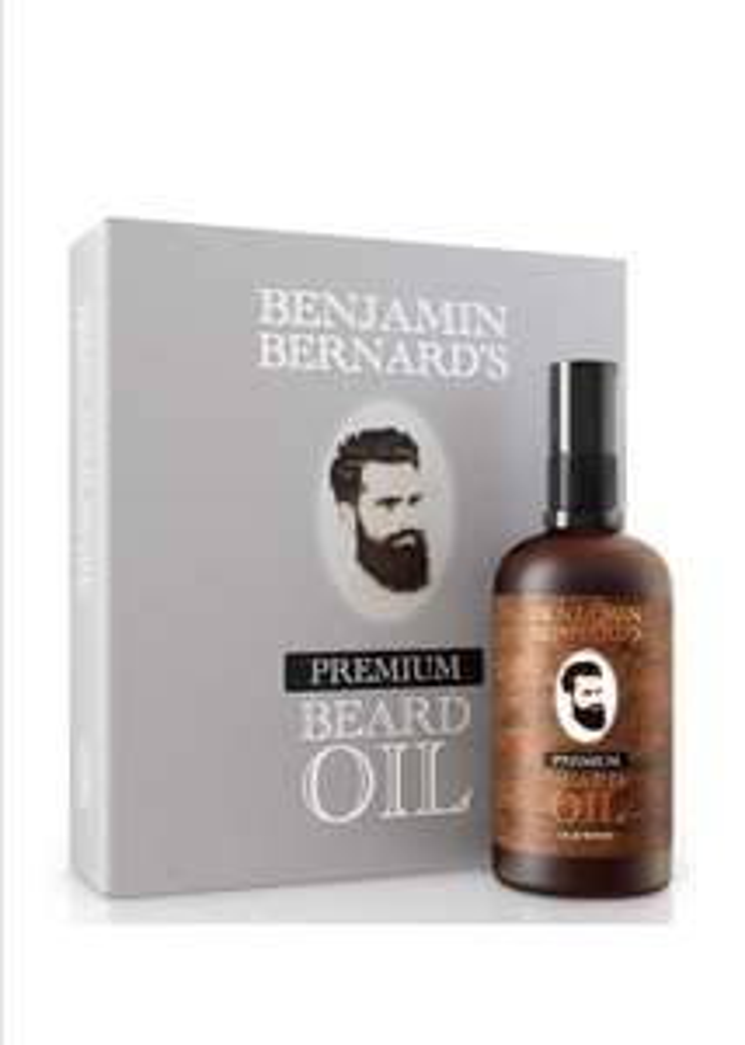 [Amazon Prime] Bartöl von Benjamin Bernard - Oud Wood oder Tabacco Vanille (100ml) für 18,71€