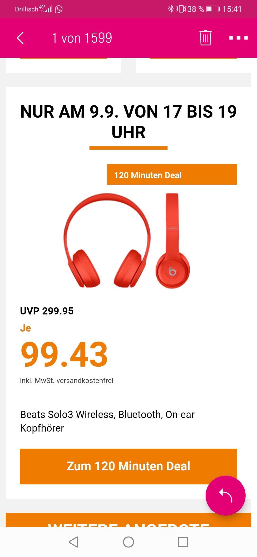 Beats Solo 3 Wireless Saturn online