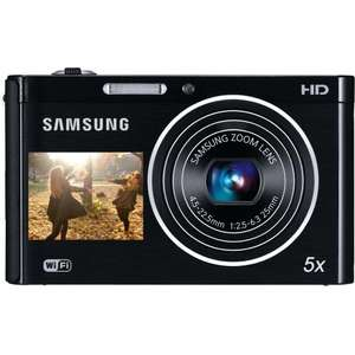 Samsung DV300F schwarz
