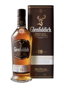 Glenfiddich 18 Years Single Malt Scotch Whisky 0,7 L