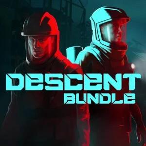Descent Bundle: 10 Steam Spiele für 4,05€ u.a XIII - Classic, Flashback, Toki, Garfield Kart uvm. (Fanatical)