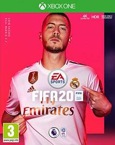 FIFA 20 (Xbox One) für 9,25€ (Amazon UK)