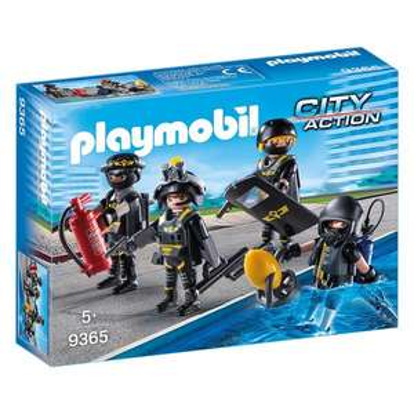 Playmobil City Action - SEK-Team (9365) für 7,11€ (Thalia Club)