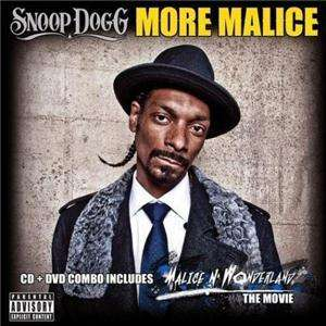 (UK) Snoop Dogg - More Malice [CD+DVD] für 5.98€ @play