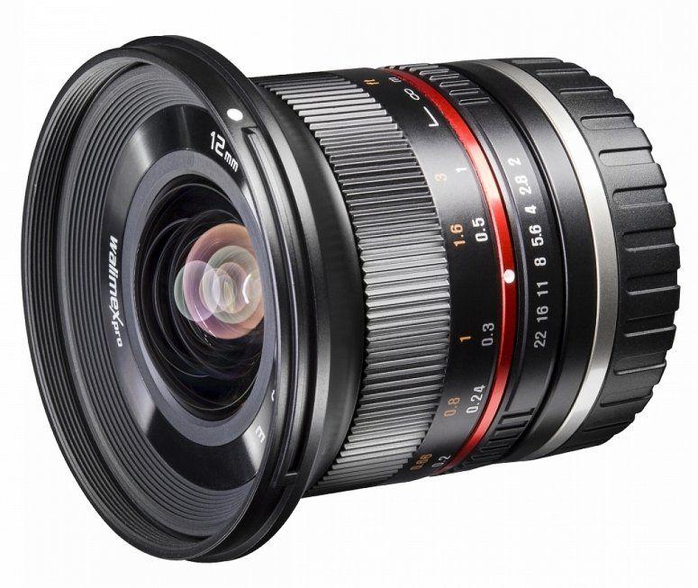Samyang Walimex Rokinon 12mm f/2.0 APS-C Sony E-Mount