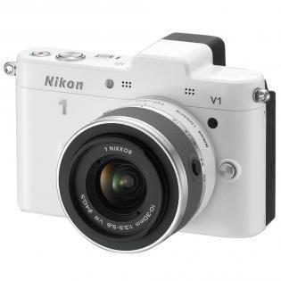 Nikon 1 V1 Kit 10-30mm / Nikon 1 V1 Kit 10-30 mm + 30-110mm / Nikon 1 V1 Kit schwarz inkl. 10-30 VR SET inkl. 32GB