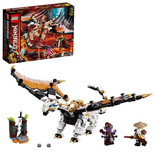 LEGO Ninjago - Wus gefährlicher Drache (71718) für 14,99€ (Amazon Prime & Müller Abholung)