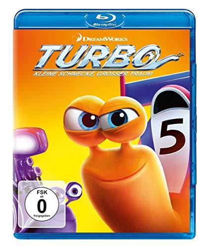 Turbo - Kleine Schnecke, großer Traum (Blu-ray) für 6,65€ (Amazon Prime)