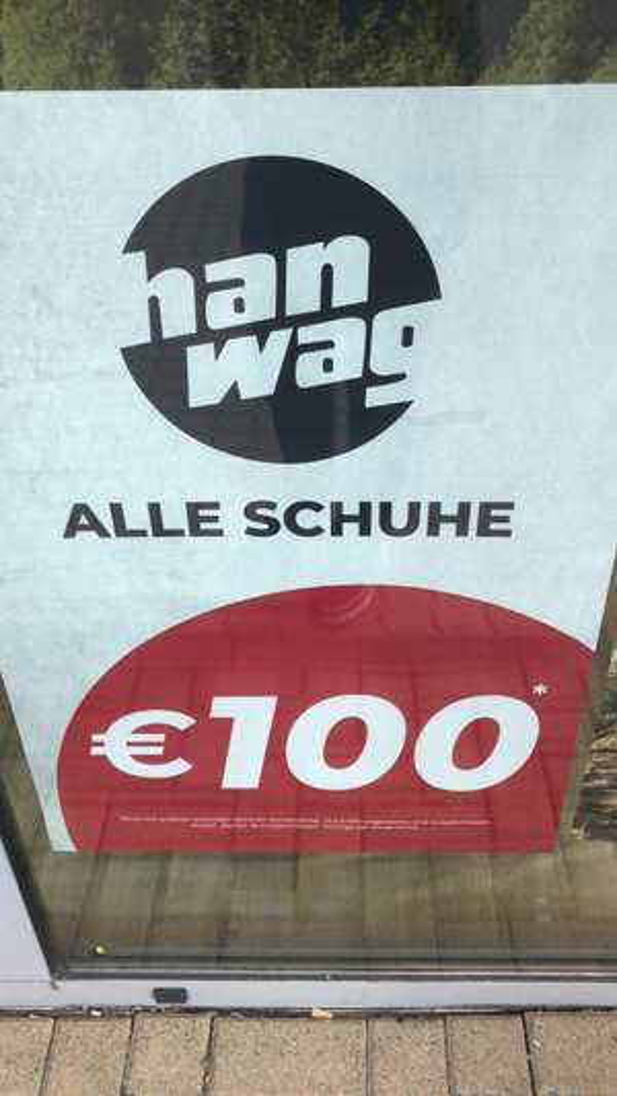 McTrek hanwag Wanderschuhe für 100€
