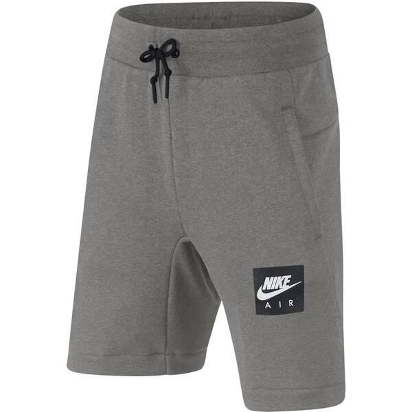 NIKE Jungen Shorts DK GREY HEATHER -NIKE Jungen Shorts grau, aktuell XS bis XL Cashback möglich