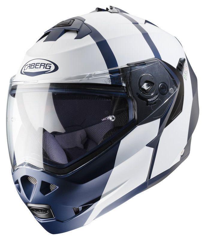Louis Motorrad Caberg klapphelme Droid und Duke II in Sale