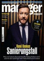 Manager Magazin Abo (14 Ausgaben) für 106,39€ mit 90€ BestChoice-Gutschein/ 85€ Amazon-Gutschein/ 95€ Otto-Gutschein