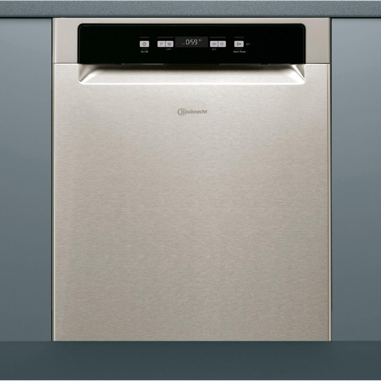 BAUKNECHT BKUC 3C32 X C Geschirrspüler (unterbaufähig, 598 mm breit, 42 dB (A), A+++) [Mediamarkt Abholung]